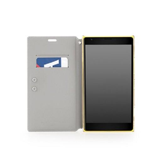 CAPDASE Folder Case For Nokia Lumia 1520 [FCNK1520-SB20] - White (Merchant) - Casing Handphone / Case